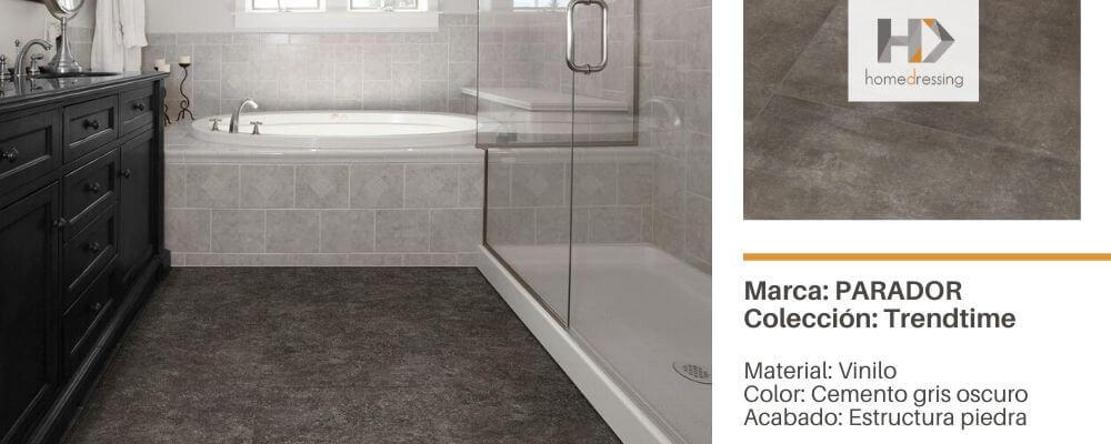 Blog-Imagen-Pisos-vinilicos-para-bano-perfecto-para-tu-hogar-parador-trendtime-cemento-gris-oscuro-Homedressing-Jun20
