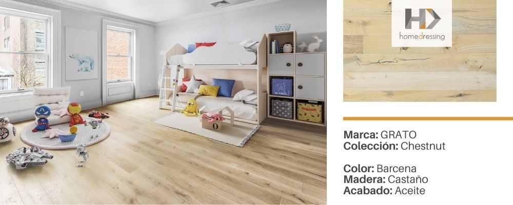 Blog-Imagen-pisos-madera-ingenieria-perfectos-habitacion-ninos-marca-grato-chestnut-color-barcena-castano-madera-gris-Homedressing-Dic20